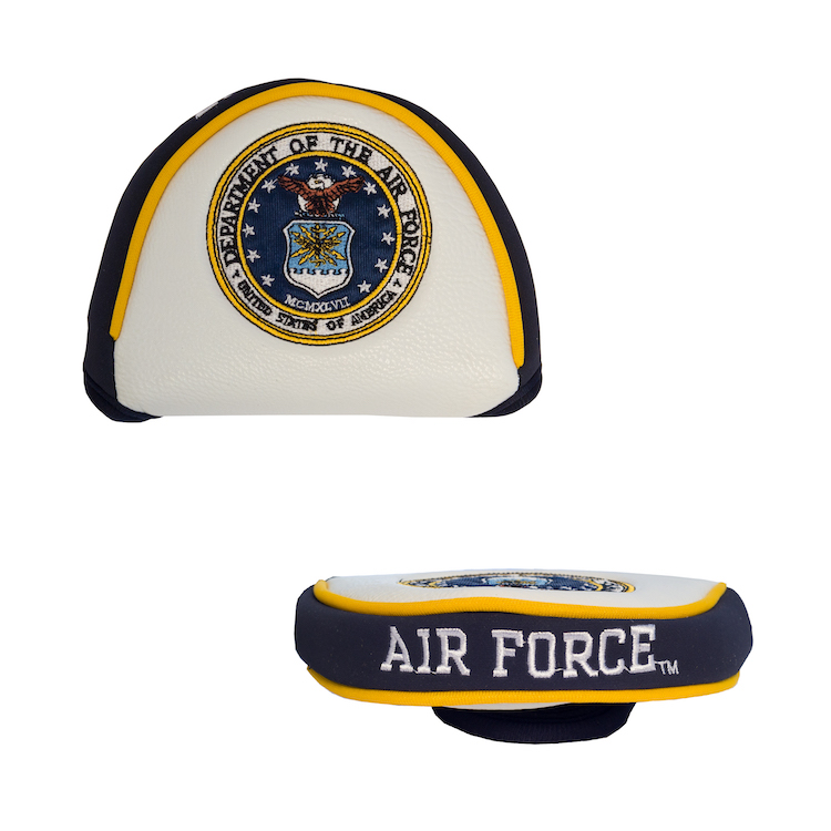US Air Force Mallet Putter Cover