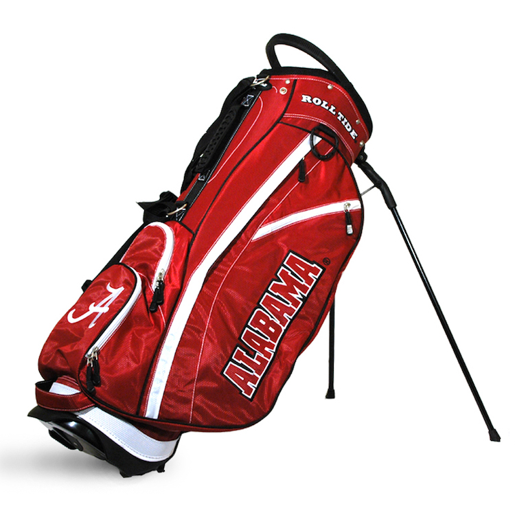 Alabama Crimson Tide Fairway Stand Golf Bag