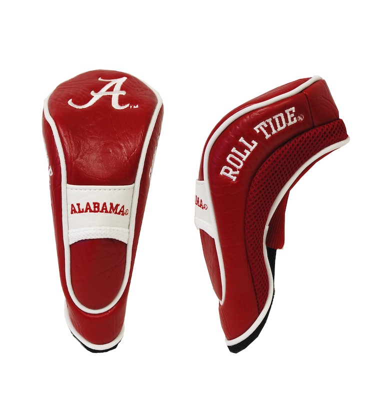 Alabama Crimson Tide Golf Hybrid-Fairway Head Cover