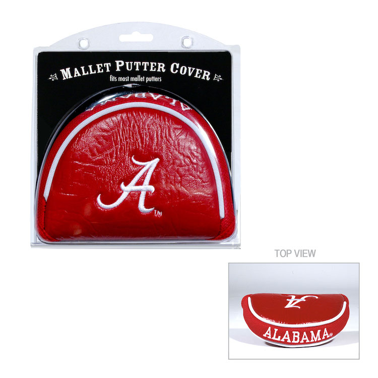 Alabama Crimson Tide Golf Mallet Putter Cover