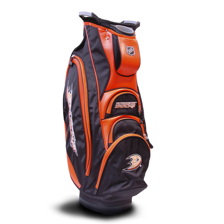 Anaheim Ducks Victory Cart Golf Bag