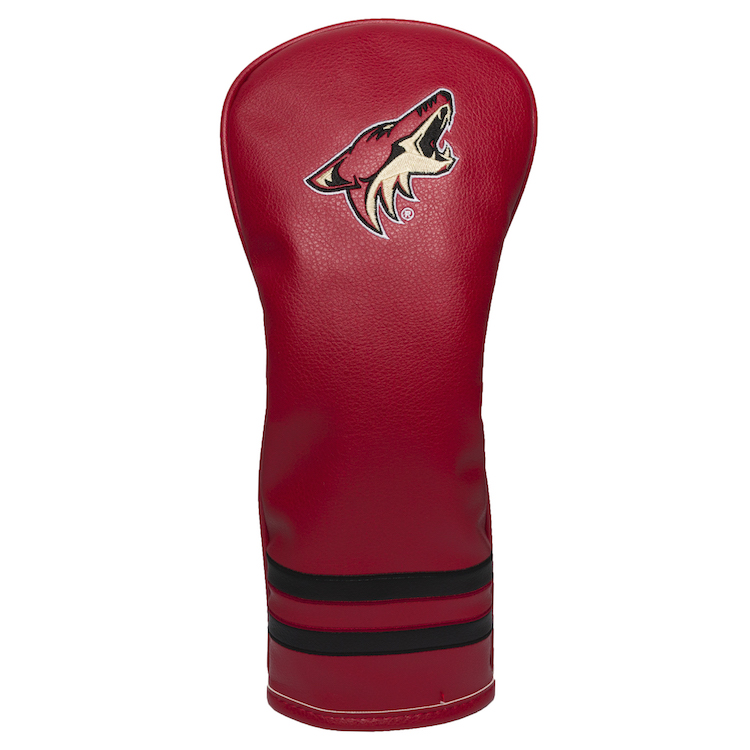 Arizona Coyotes Vintage Fairway Head Cover