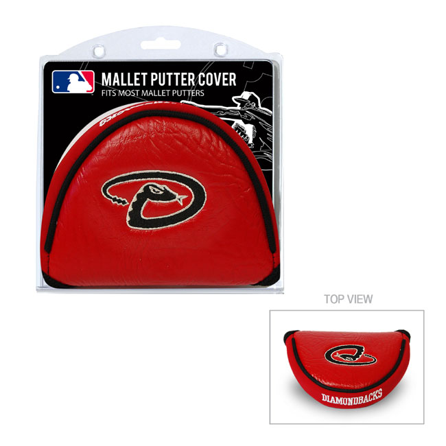 Arizona Diamondbacks Golf Mallet Putter Cover