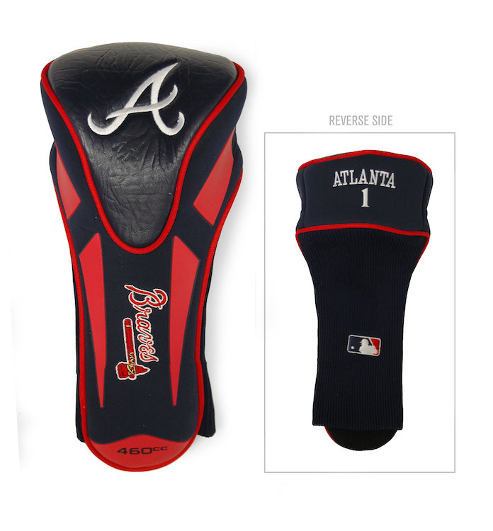 Atlanta Braves Golf Apex Driver Headcover