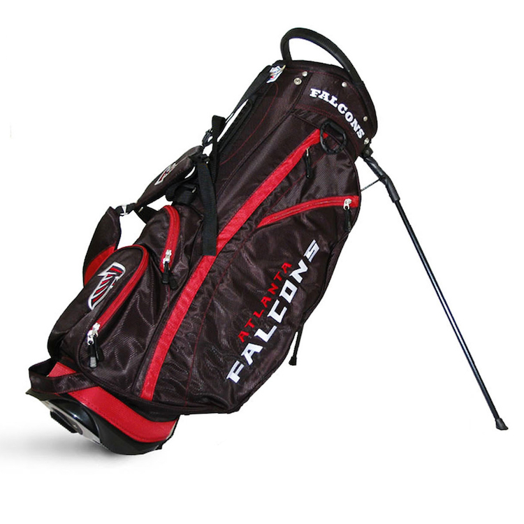 Atlanta Falcons Fairway Stand Golf Bag