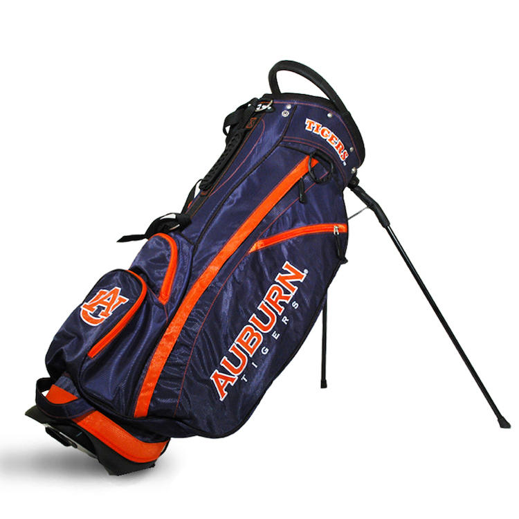 Auburn Tigers Fairway Stand Golf Bag