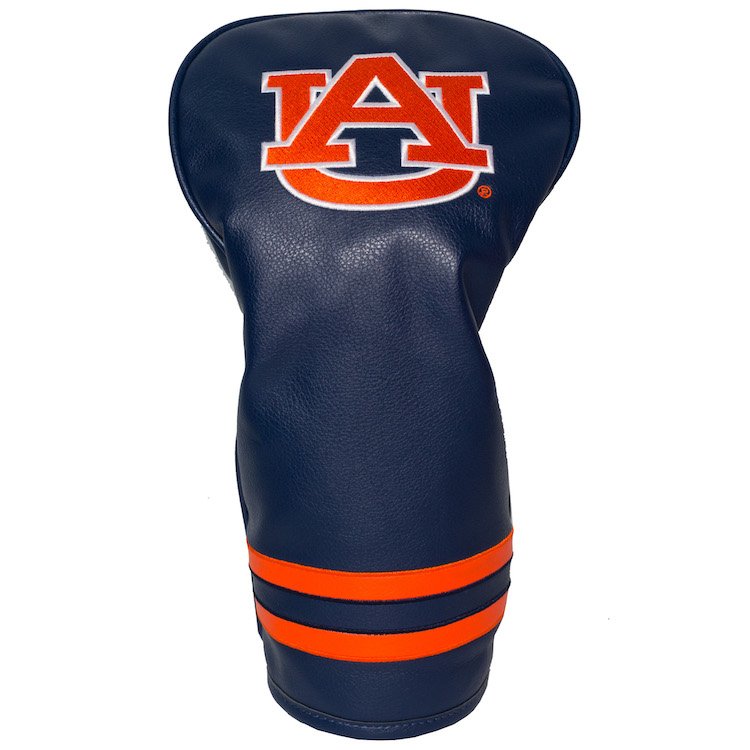 Auburn Tigers Vintage Driver Head Cover