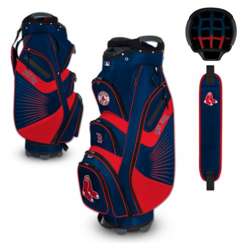 Boston Red Sox Bucket Cart Golf Bag