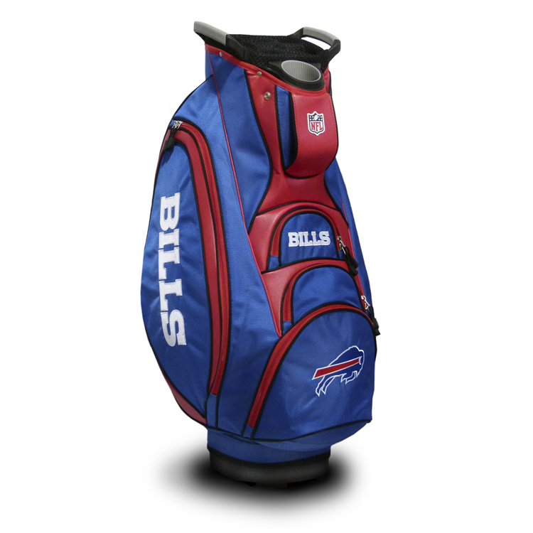 Buffalo Bills Victory Cart Golf Bag