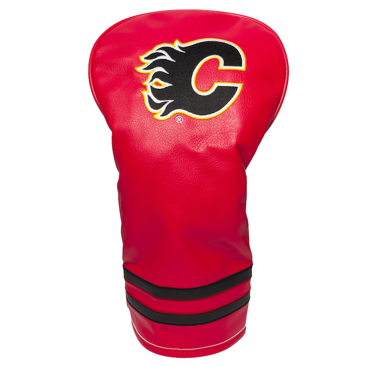 Calgary Flames Vintage Driver Head Cover