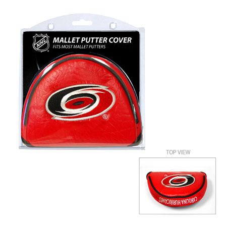 Carolina Hurricanes Mallet Golf Putter Cover