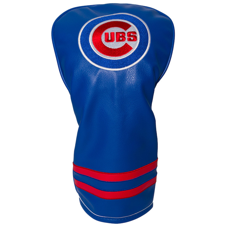 Chicago Cubs Vintage Driver Head Cover