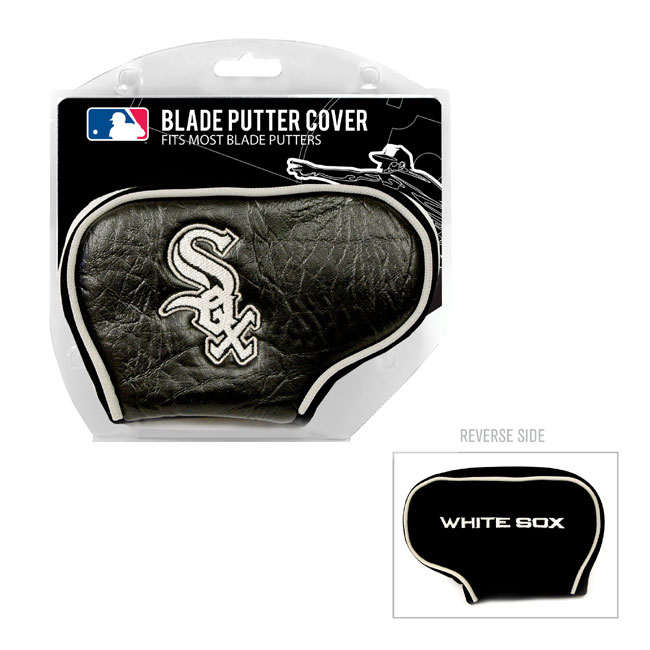 Chicago White Sox Golf Blade Putter Cover