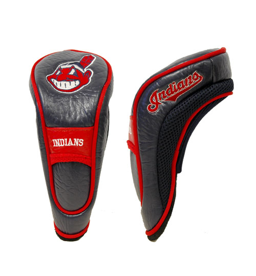 Cleveland Indians Golf Fairway Hybrid Head Cover