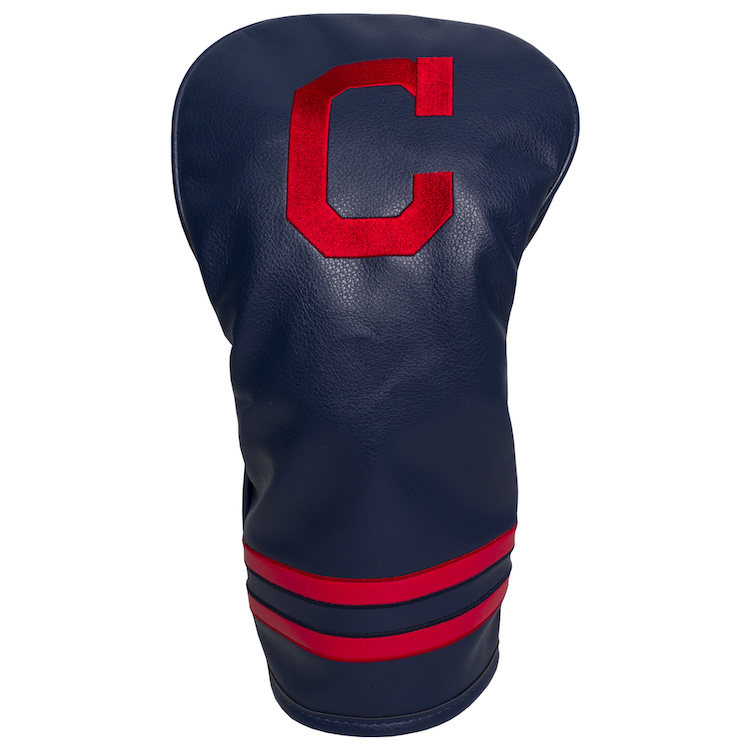 Cleveland Indians Vintage Driver Head Cover
