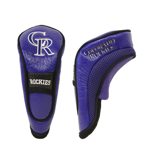 Colorado Rockies Golf Fairway Hybrid Head Cover