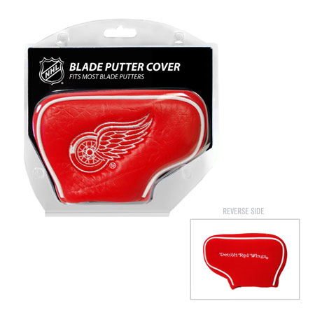 Detroit Red Wings Blade Golf Putter Cover