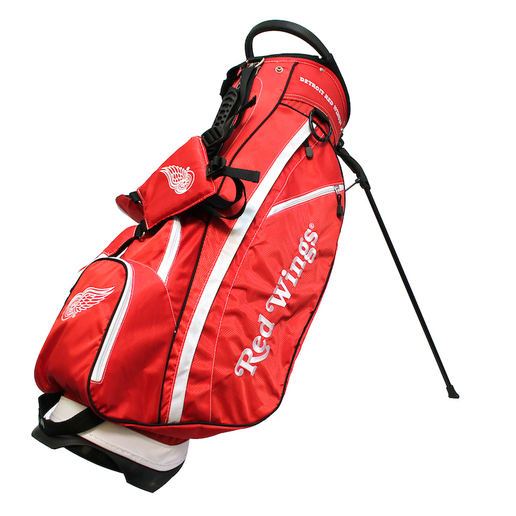 Detroit Red Wings Fairway Stand Golf Bag
