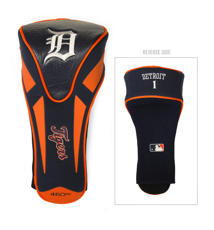 Detroit Tigers Golf Apex Driver Headcover