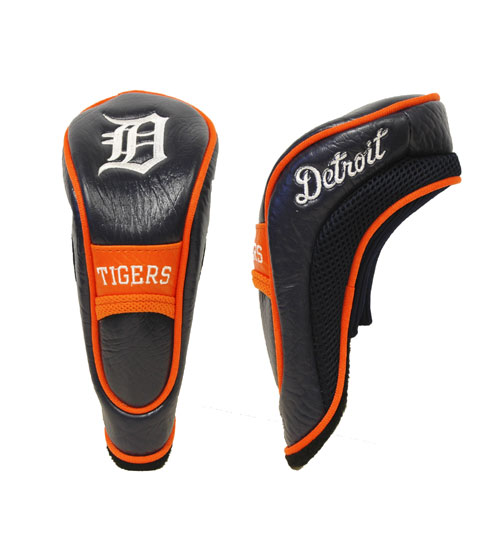 Detroit Tigers Golf Fairway Hybrid Head Cover