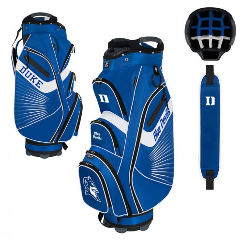 Duke Blue Devils Bucket Cart Golf Bag