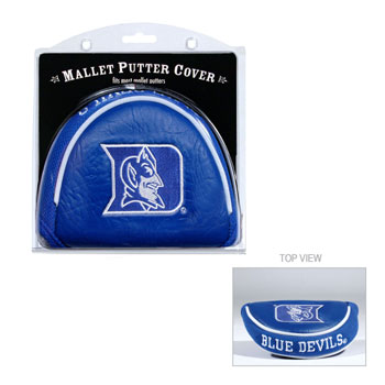 Duke Blue Devils Golf Mallet Putter Cover