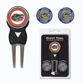 Florida Gators Divot Tool Pack