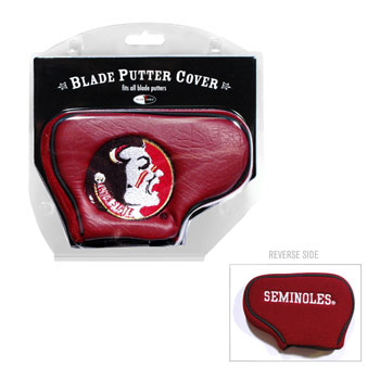 Florida State Seminoles Golf Blade Putter Cover