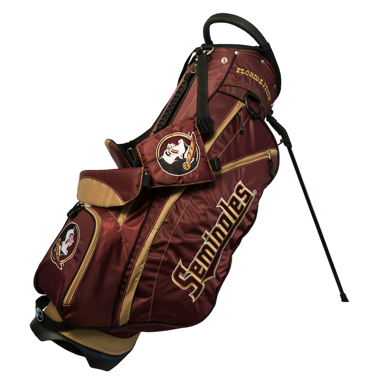 Florida State Seminoles Fairway Stand Golf Bag