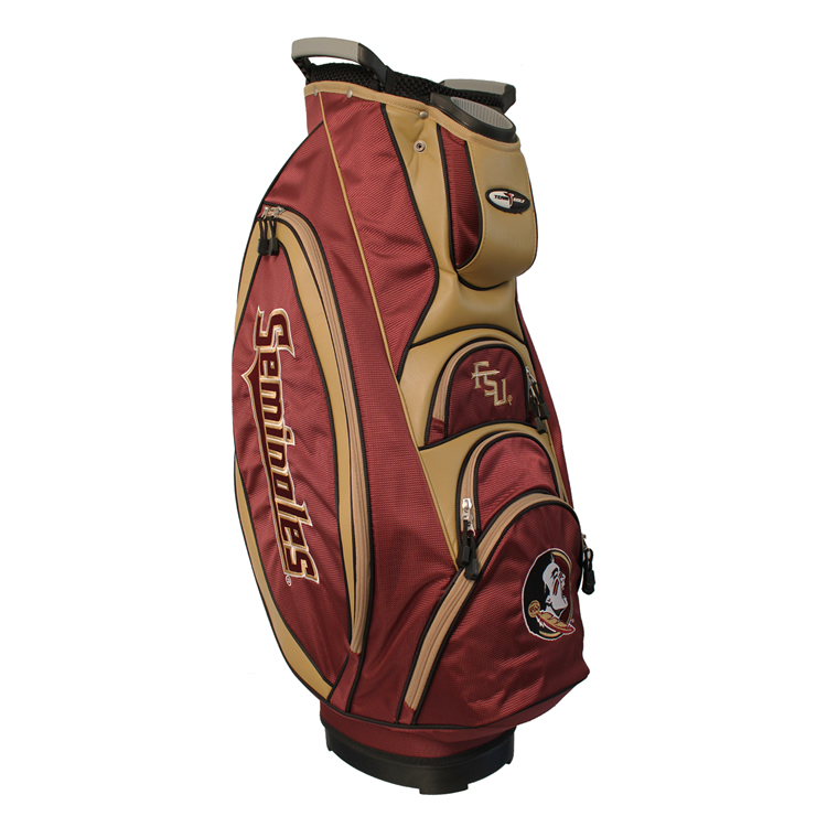 Florida State Seminoles Victory Cart Golf Bag