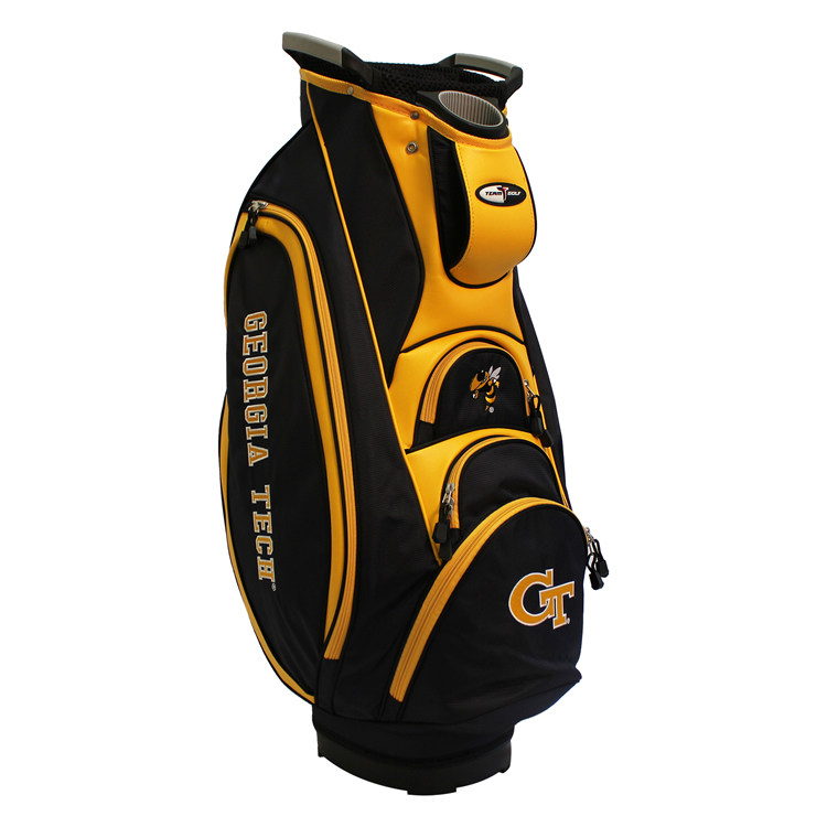 Georgia Tech Yellow Jackets Victory Cart Golf Bag