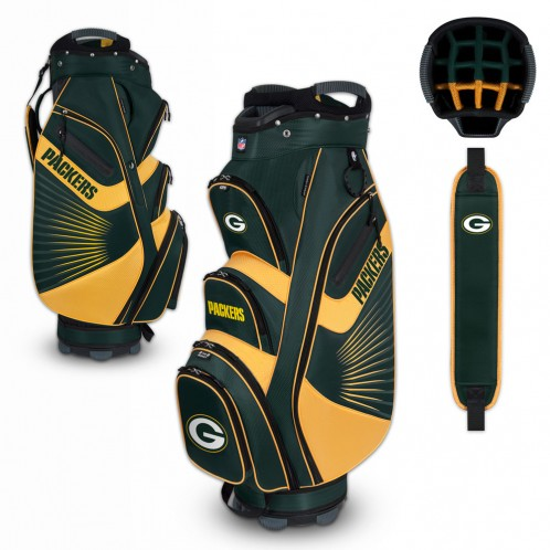Green Bay Packers Bucket Golf Cart Bag