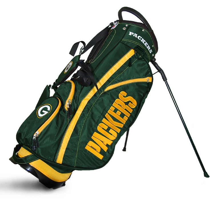 Green Bay Packers Fairway Stand Golf Bag