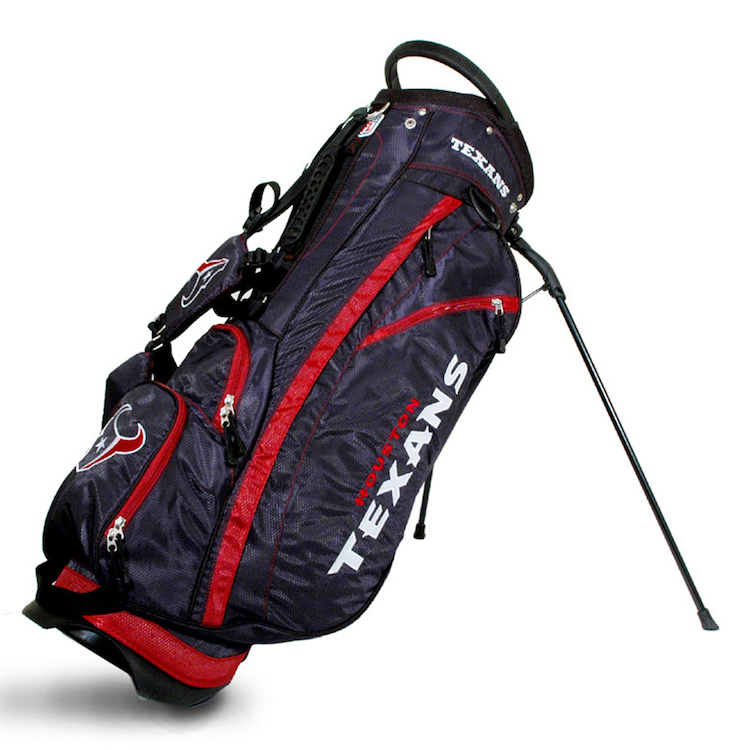 Houston Texans Fairway Stand Golf Bag