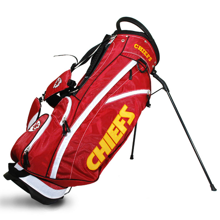 Kansas City Chiefs Fairway Stand Golf Bag