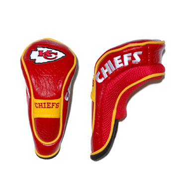 Kansas City Chiefs Golf Fairway-Hybrid Head Cover