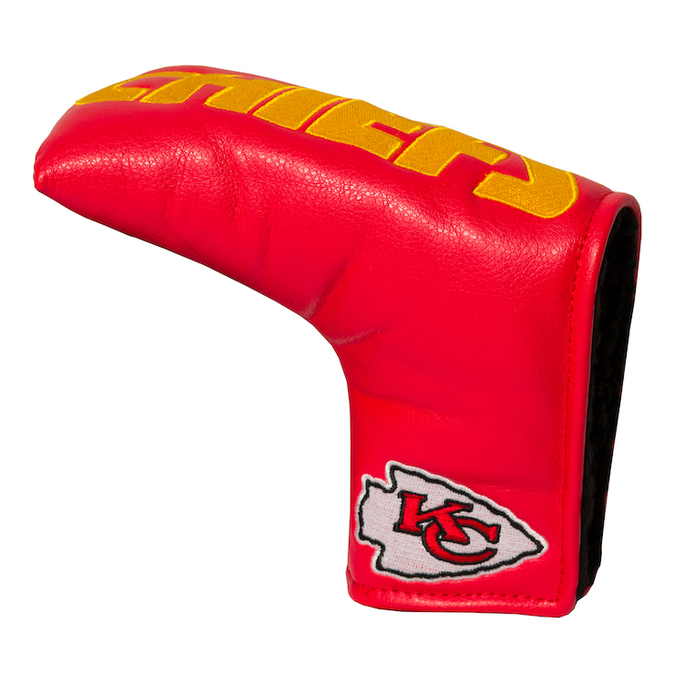 Kansas City Chiefs Vintage Blade Putter Cover