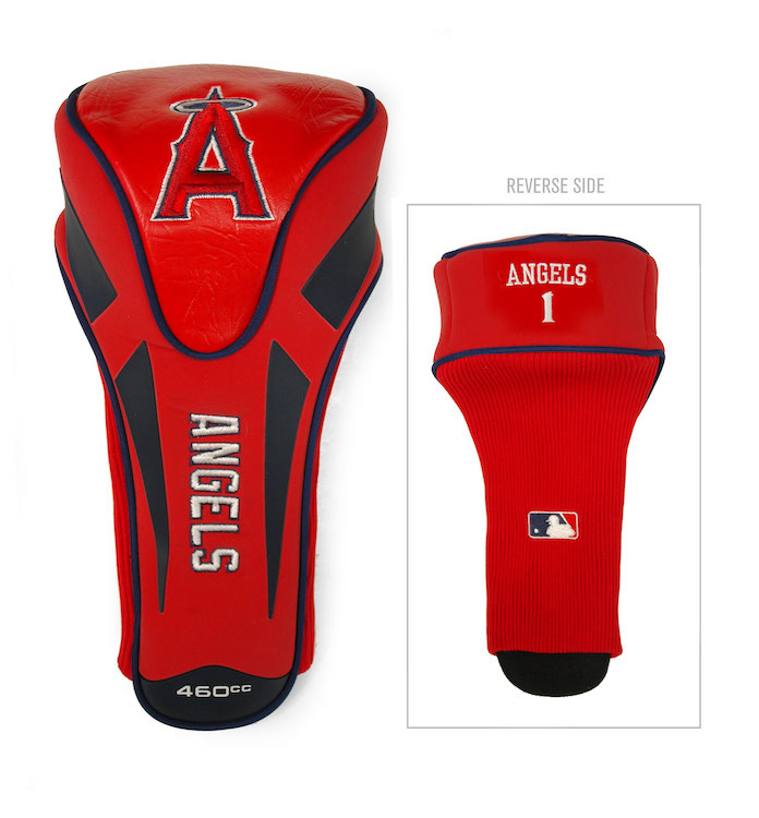 Los Angeles Angels Golf Apex Driver Headcover