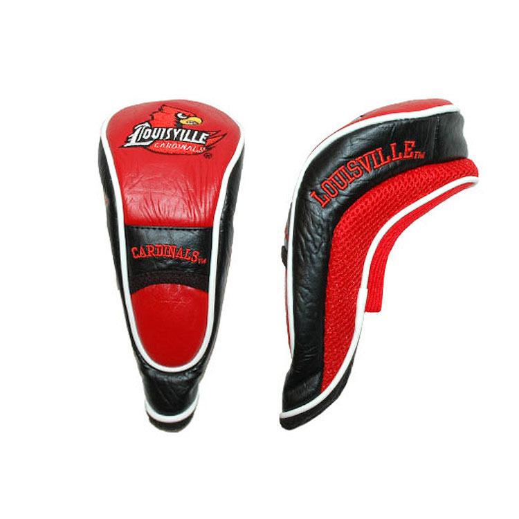 Louisville Cardinals Golf Hybrid Head Cover