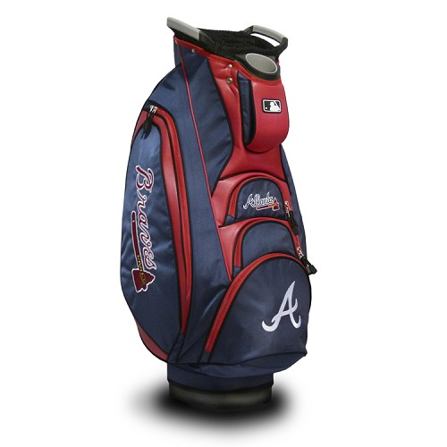 Atlanta Braves Victory Cart Golf Bag