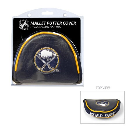 Buffalo Sabres Mallet Golf Putter Cover