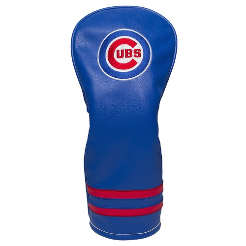 Chicago Cubs Vintage Fairway Head Cover