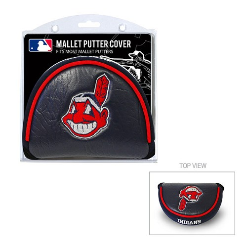 Cleveland Indians Golf Mallet Putter Cover