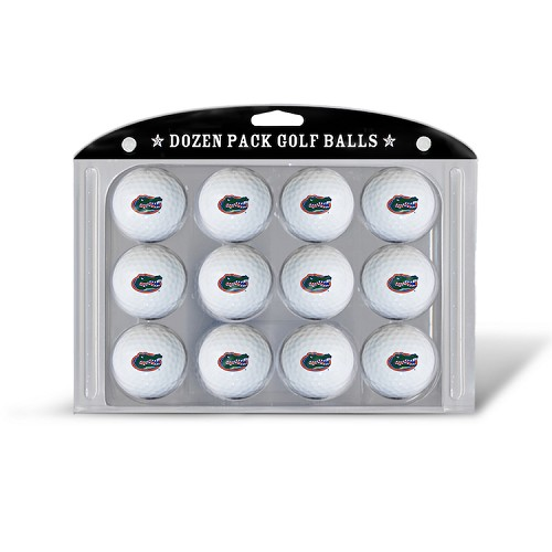 Florida Gators Dozen Surlyn Golf Balls