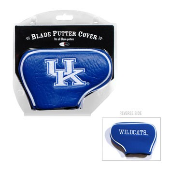 Kentucky Wildcats Golf Blade Putter Cover