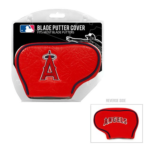 Los Angeles Angels Golf Blade Putter Cover