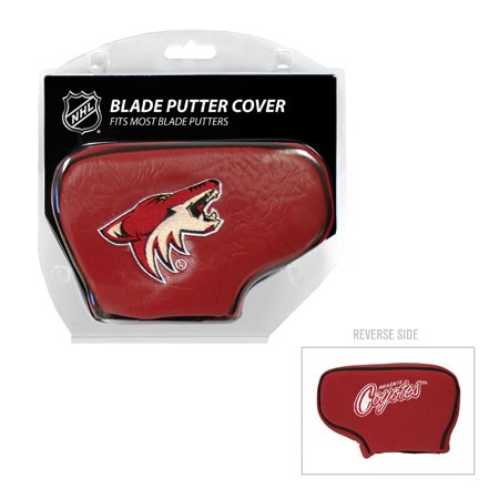 Arizona Coyotes Blade Golf Putter Cover